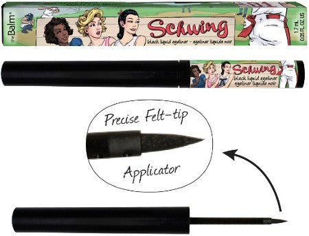 Schwing Black Liquid eyeliner 1,7ml