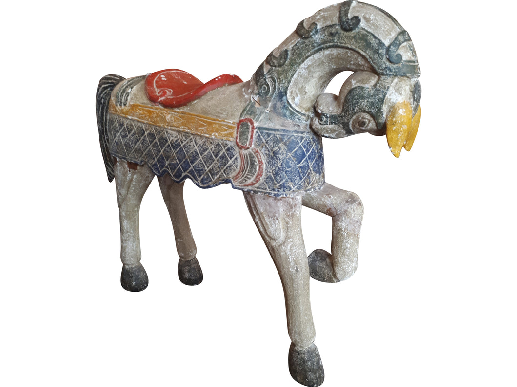 Antique Thai Horse