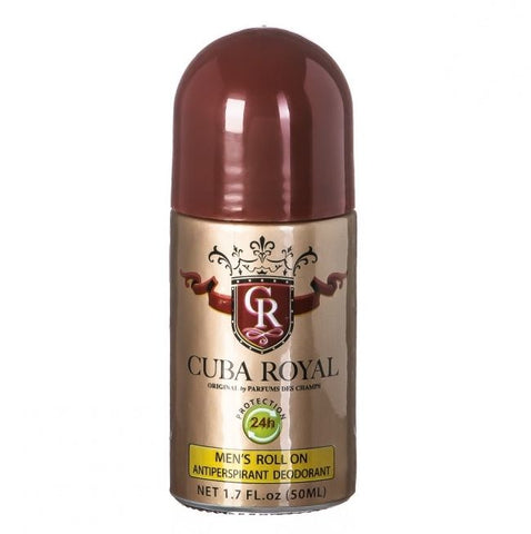 Cuba Royal dezodorant roll-on