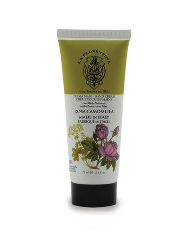 La Florentina Hand Cream krem do rąk Rose & Chamomile 75ml