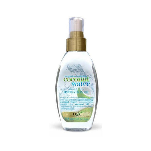 Coconut Water Weightless Hydration Oil nawilżający olejek do włosów 118ml