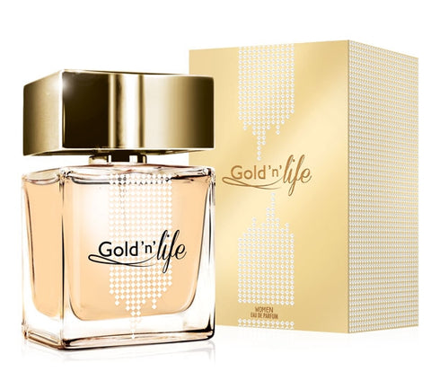 Vittorio Bellucci Gold'n Life woda perfumowana spray 100ml