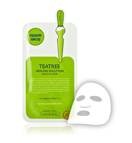 Teatree Care Solution maska kojąca do twarzy