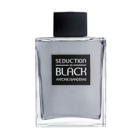 Seduction in Black For Men woda toaletowa spray 200ml