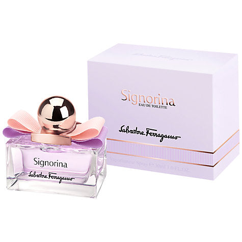 Salvatore Ferragamo Signorina woda toaletowa spray 30ml