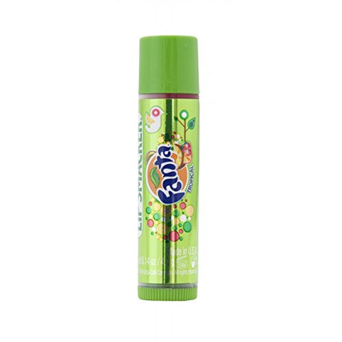Lip Smacker Flavoured Lip Balm błyszczyk do ust Fanta Tropical 4g