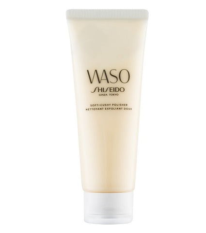 Shiseido Waso Soft-Cushy Polisher peeling do twarzy 75ml