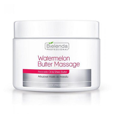 Bielenda Professional Watermelon Butter Massage arbuzowe masło do masażu 500g