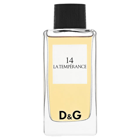 Dolce&Gabbana 14 La Temperance woda toaletowa spray 100ml Tester