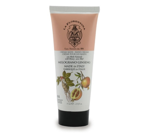 La Florentina Hand Cream krem do rąk Pomegranate & Ginseng 75ml