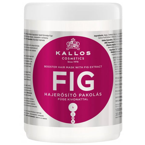 Fig Booster Hair Mask With Fig Extract maska do włosów