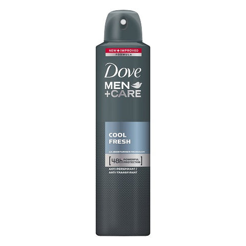 Dove Men + Care Cool Fresh 48h Anti-Perspirant antyperspirant spray 250ml