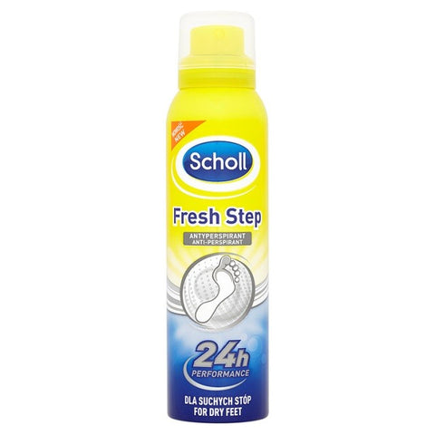 Scholl Fresh Step antyperspirant do stóp 150ml