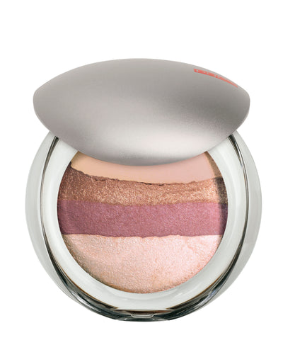 Luminys Baked All Over Illuminating Blush-Powder puder do twarzy i ciała 01 9g