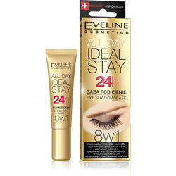 Eveline Cosmetics All Day Ideal Stay 8w1 baza pod cienie 12ml