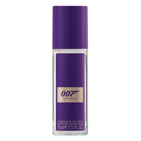 James Bond 007 For Women III dezodorant spray szło 75ml