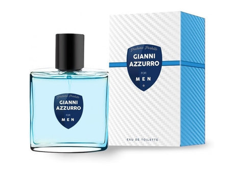 Vittorio Bellucci Gianni Azzurro For Men woda toaletowa spray 100ml