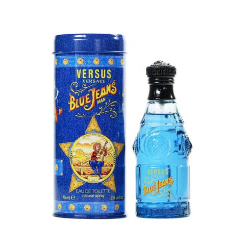Versus Versace Blue Jeans woda toaletowa spray 75ml
