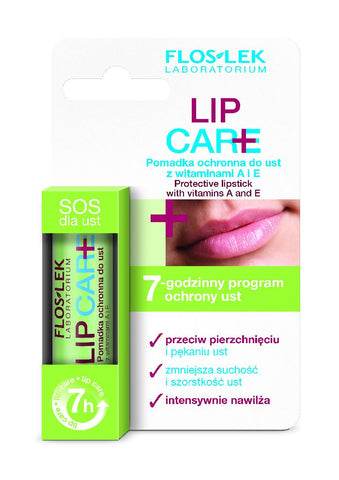 Lip Care pomadka ochronna do ust z witaminami A i E 3,6g