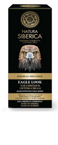 Siberica Professional Men Eagle Look Eye Contour Lifting Cream liftingujący krem do skóry wokół oczu 30ml