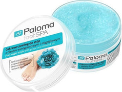 Paloma Foot Spa Foot Sugar Scrub With Grape And Almond Oil cukrowy peeling do stóp z olejem winogronowym i migdałowym 125ml