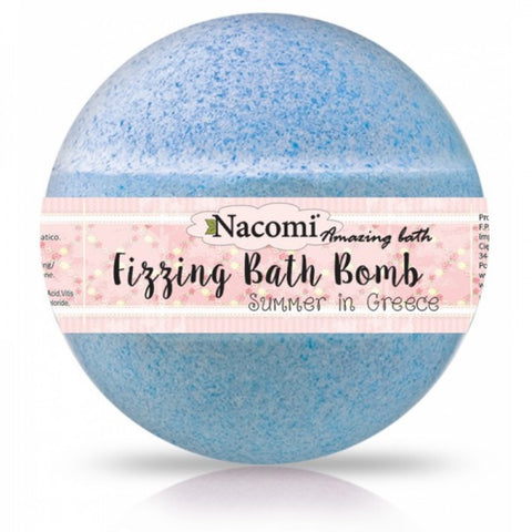 Fizzing Bath Bomb kula do kąpieli Summer In Greece 130g