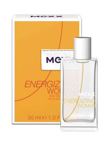 Energizing Woman woda toaletowa spray 15ml