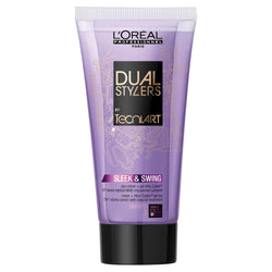 L'Oreal Professionnel Dual Stylers by Tecni.Art Sleek & Swing krem + żel 150 ml
