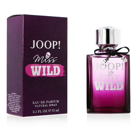 Miss Wild Woda perfumowana spray 75ml