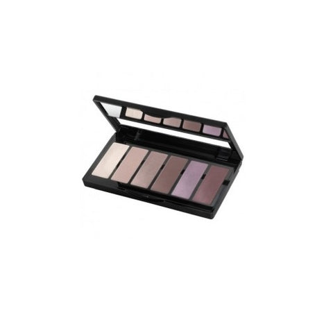 Eye Color Bar paleta 6 cieni do powiek 61 Smoky Mauves 5g