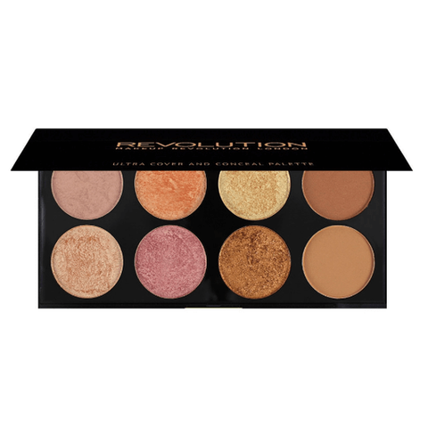Golden Sugar 2 Rose Gold paleta 8 cieni