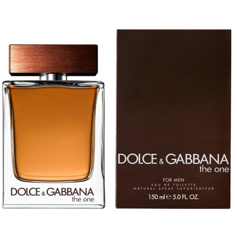 Dolce&Gabbana The One for Men woda toaletowa spray 150ml