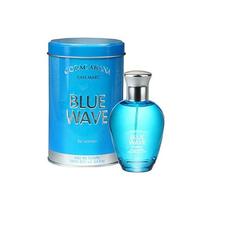 Jean Marc Copacabana Blue Wave For Women woda toaletowa spray 100ml