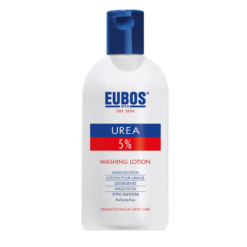 Eubos Urea 5% Washing Lotion żel do mycia ciała 200ml