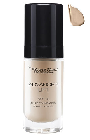 Pierre Rene Advanced Lift Fluid Foundation podkład liftingujący SPF15 05 Natural 30ml