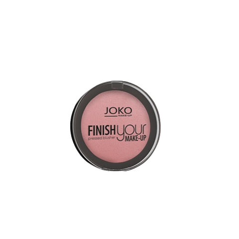 Joko Make-Up Finish Your Make-Up Pressed Blusher róż prasowany 4 5g
