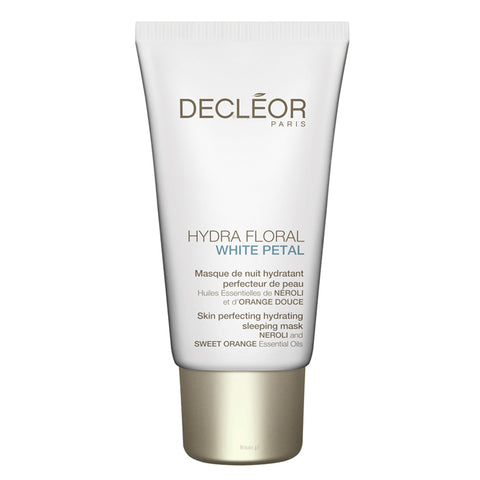 Hydra Floral White Petal Sleeping Mask maska do twarzy na noc