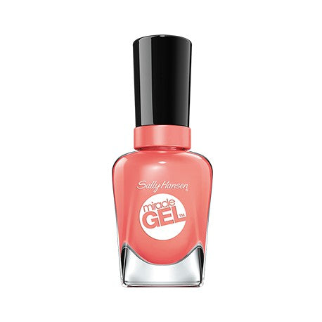 Sally Hansen Miracle Gel lakier do paznokci 380 Malibu Peach 14,7ml
