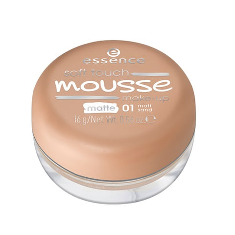 Soft Touche Mousse Make-up podkład do twarzy