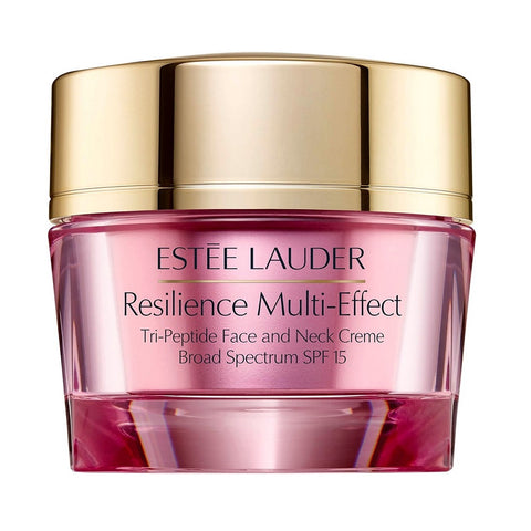 Estée Lauder Resilience Multi-Effect Tri-Peptide Face and Neck Creme SPF15 krem do twarzy do cery suchej 50ml