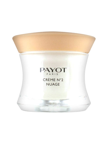 Payot Creme N°2 CC Anti-Redness Anti-Stress Soothing Rich Care kojący zaczerwienienia krem do twarzy Nuage 50ml