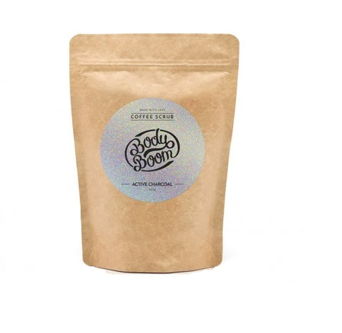 Coffee Scrub peeling kawowy Active Charcoal 200g
