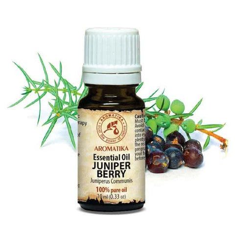 Essential Oil 100% Pure Oil olejek eteryczny Juniper Berry