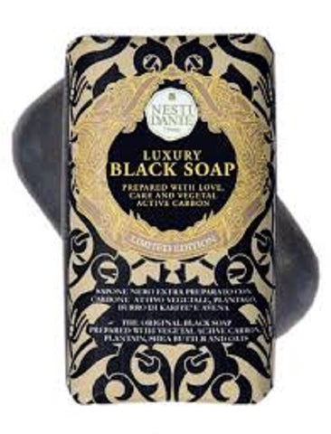 Luxury Black Soap mydło toaletowe 250g