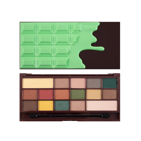 Chocolate Mint paleta 16 cieni 22g