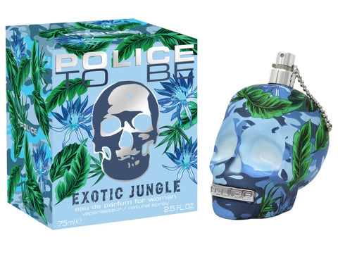 To Be Exotic Jungle For Man woda toaletowa spray 75ml
