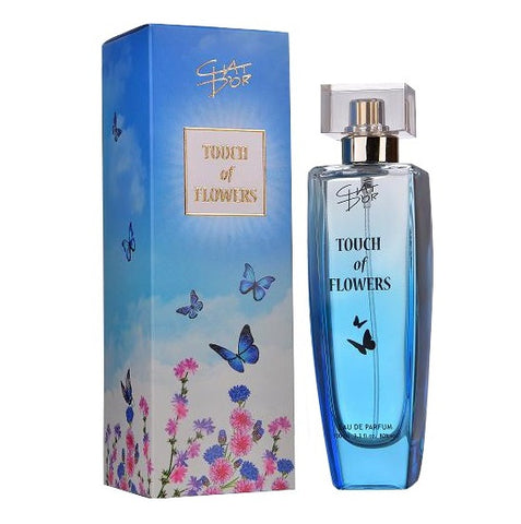 Touch Of Flowers woda perfumowana