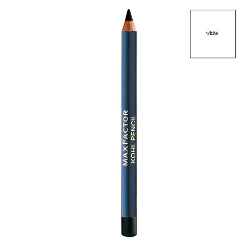 Max Factor Kohl Pencil Konturówka do oczu nr 010 White 4g