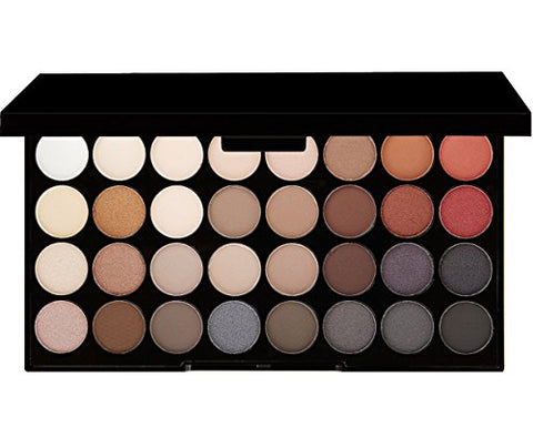 Ultra Eyeshadows Flawless 2 paleta 32 cieni 20g