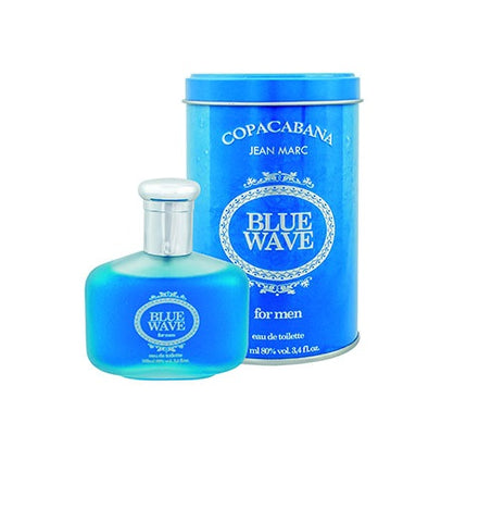 Jean Marc Copacabana Blue Wave For Men woda toaletowa spray 100ml